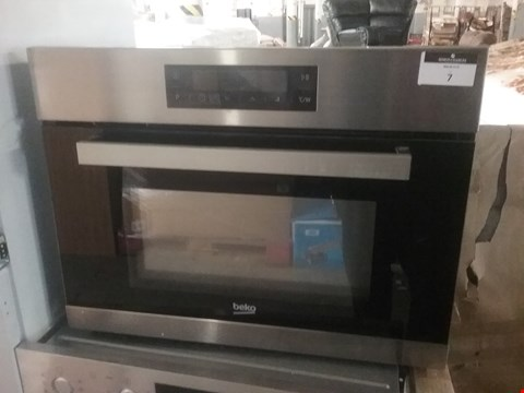 Lot 6 BEKO INTEGRATED SINGLE OVEN