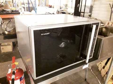Lot 15164 SHARP JET CONVECTION AND GRILL