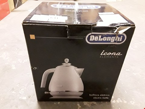 Lot 641 DELONGHI ICONA ELECTRIC KETTLE