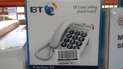 Lot 467 BT DECOR 2200 PHONE RRP £40
