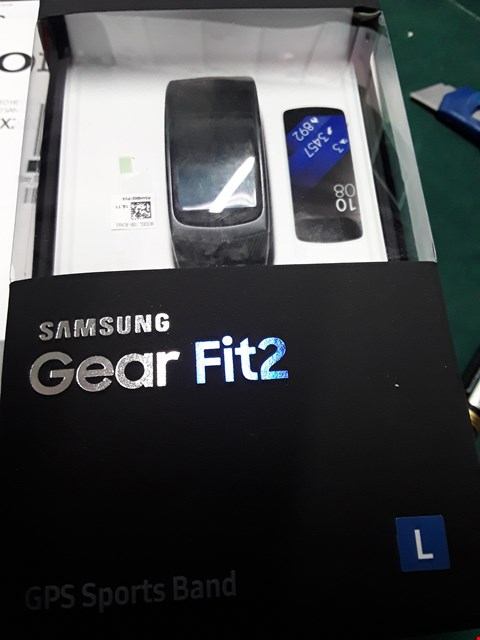 Lot 1029 GARMIN GEAR FIT 2  RRP £249.99