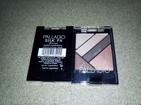 Lot 2103 APPROXIMATELY 10 PALLADIO SILK FX ALL IN ONE EYESHADOW PALLETS