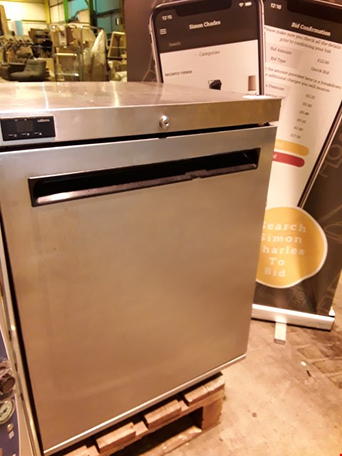 Lot 3104 WILLIAMS COMMERCIAL COUNTER FRIDGE
