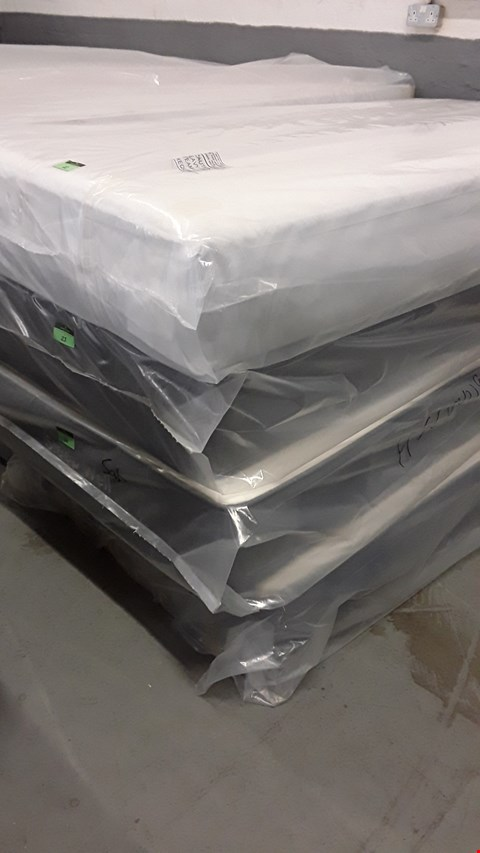 Lot 22 QUALITY BAGGED SLEEPWELL 90CM SINGLE MATTRESS