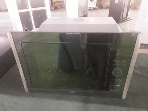 Lot 17 COOKE AND LEWIS INTEGRATED MICROWAVE GRILL COMBI  RRP £160