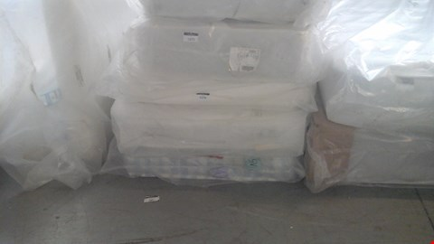 Lot 1276 3 ASSORTED BAGGED 3FT MATTRESSES