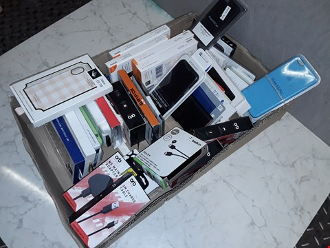 Lot 6139 LARGE QUANTITY OF ASSORTED MOBILE PHONE CASES AND ACCESSORIES