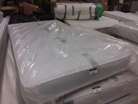 Lot 615 BAGGED 90CM MATTRESS
