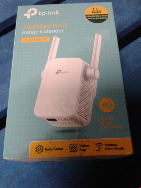Lot 146 LOT OF 6 TP-LINK ITEMS TO INCLUDE AC750 WIFI RANGE EXTENDER AND 300MBPS WI-FI RANGER EXTENDERS