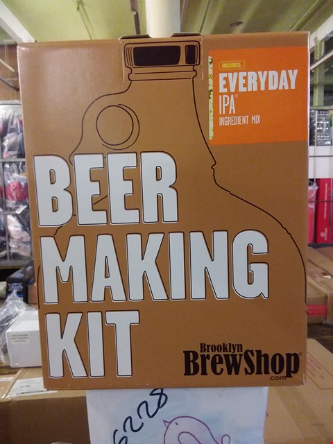 Lot 2393 BOXED GRADE 1 BREWDOG BEER MAKING KIT RRP £63