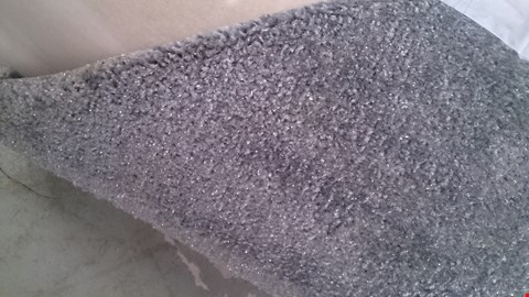 Lot 2562 ROLL OF UNSPECIFIED SIZE GREY CARPET