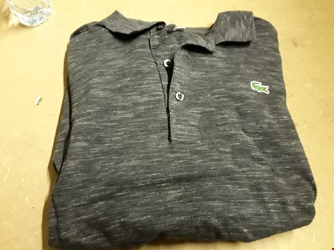 Lot 851 LACOSTE SPORT BASIC LOGO POLO 5  RRP £95