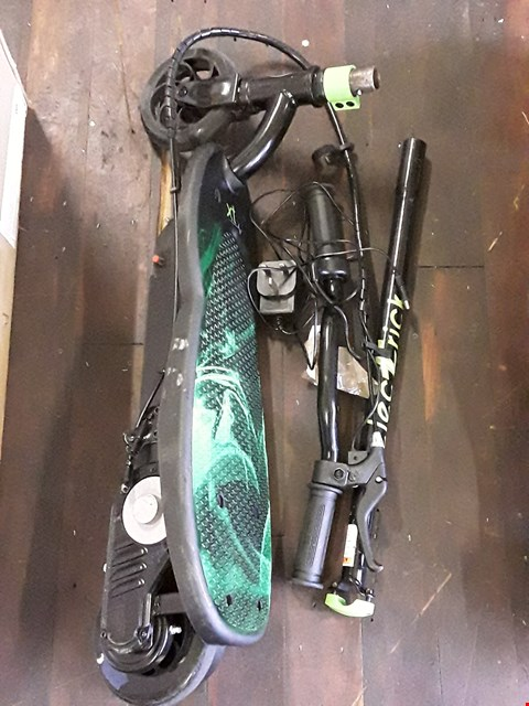 Lot 11178 ELECTRIC XT POWERED SCOOTER RRP £210