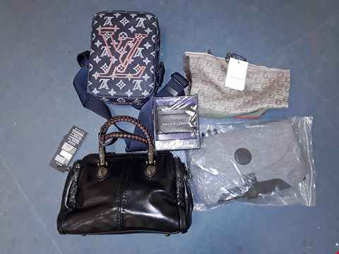 Lot 8083 CAGE OF APPROXIMATELY 280 ASSORTED PROCESSED AND UNPROCESSED DESIGNER CLOTHING ITEMS TO INCLUDE RQAPH LAUREN, LACOSTE, FILA ETC