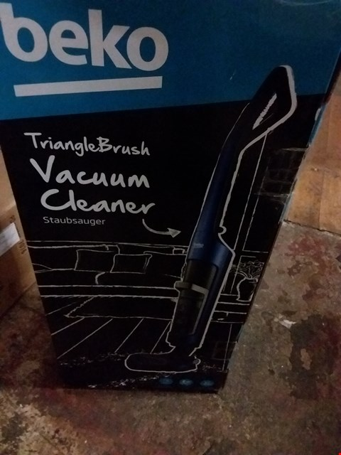 Lot 3503 BEKO CORDLESS UPRIGHT VACUUM CLEANER