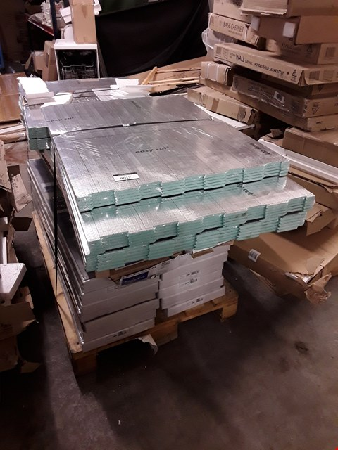 Lot 3053 PALLET OF ASSORTED FLOOR TILES AND FLOORING PRODUCTS  RRP £859.00