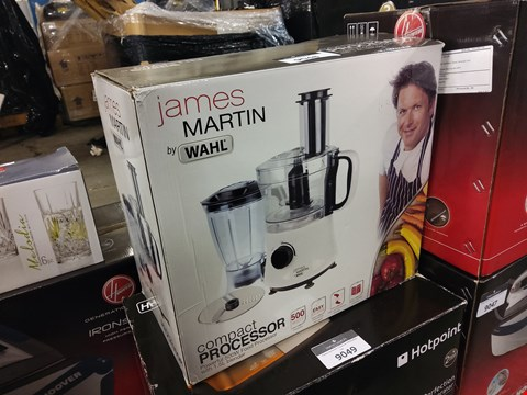 Lot 9048 BOXED WAHL JAMES MARTIN COMPACT PROCESSOR