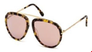 Lot 252 BRAND NEW TOM FORD MALE SUNGLASSES FT0452 53Z 57 RRP £250