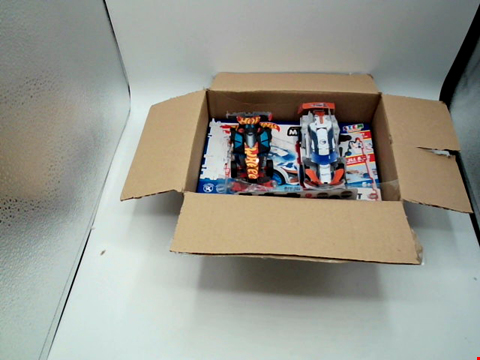 Lot 1039 BOXED HOTWHEELS MAKERS TOY