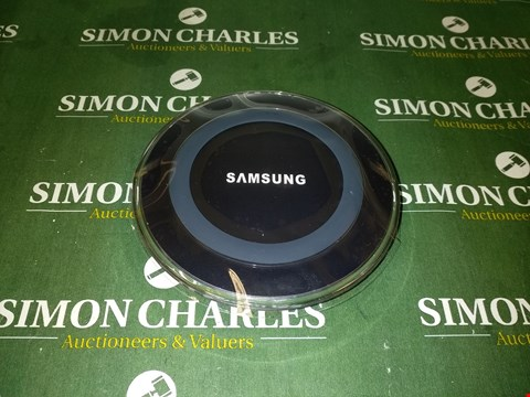 Lot 4859 UNBOXED SAMSUNG WIRELESS CHARGING PAD