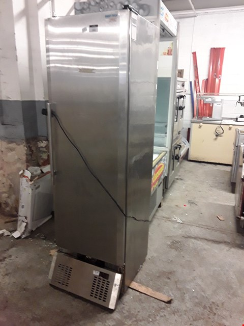 Lot 2001 FROST TECH STAINLESS REFRIGERATOR
