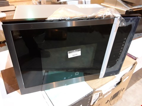 Lot 9079 UNBOXED GOOD HOME INTEGRATED MICROWAVE