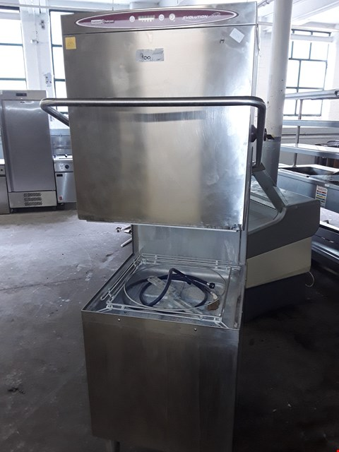 Lot 9007 MAIDAID HALCYON EVOLUTION 2025 PASS THROUGH DISHWASHER