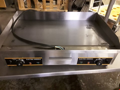 Lot 2125 75CM ELECTRIC GRIDDLE HOT PLATE