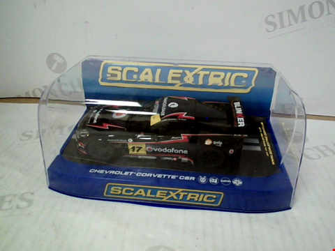 Lot 3129 SCALEXTRIC CHEVROLET CORVETTE C6R