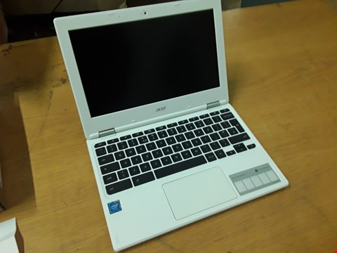 Lot 118 ACER CHROMEBOOK 11 RRP £270