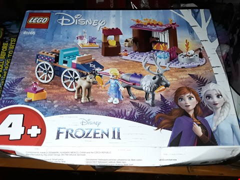 Lot 5045 LEGO Disney 41166 Elsa's Wagon Adventure