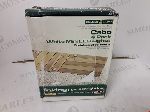 Lot 9098 BOXED SUPER BRIGHT SOLAR POWERED 50 STAR ULTRA STRING LIGHTS  RRP £22.99