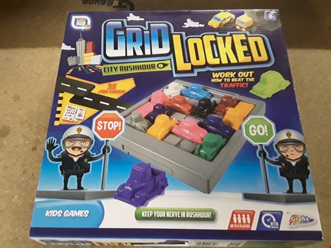 Lot 7411 BOXED GRIDLOCKED CITY RUSHHOUR