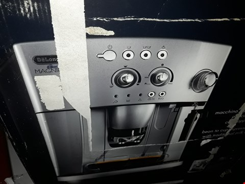 Lot 685 DELONGHI MAGNIFICA BEAN TO CUP COFFEE MACHINE