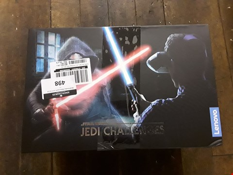 Lot 498 BRAND  NEW LENOVO STAR WARS: JEDI CHALLENGES AUGMENTED REALITY  RRP £319.99