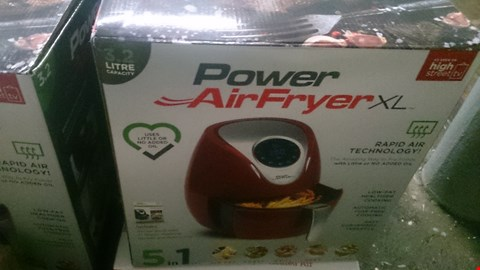 Lot 1021 2 BOXED POWER AIRFYERS