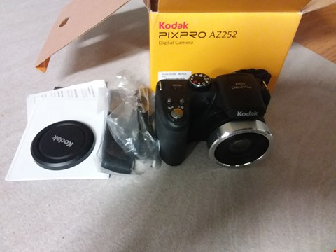 Lot 4169 KODAK PIXPRO AZ252 ASTRO ZOOM BRIDGE CAMERA  RRP £169.99