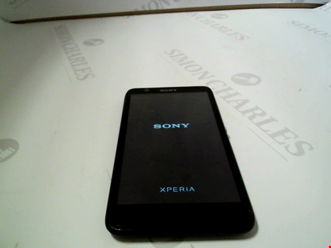 Lot 53 SONY XPERIA E4 ANDROID SMARTPHONE