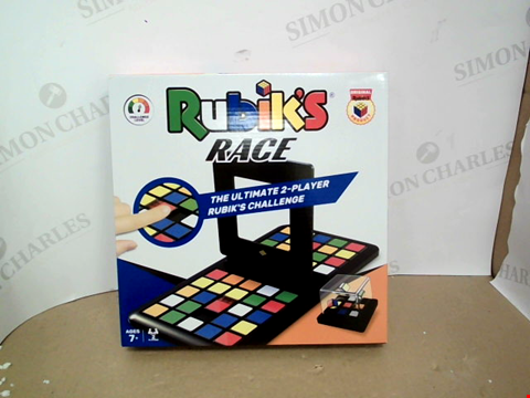 Lot 10430 BOXED RUBIK'S RACE THE ULTIMATE FACE TO FACE GAME RRP £32.00