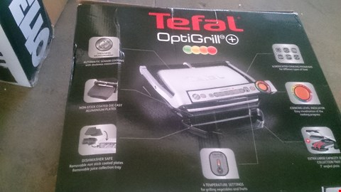 Lot 1188 BOXED TEFAL OPTIGRILL