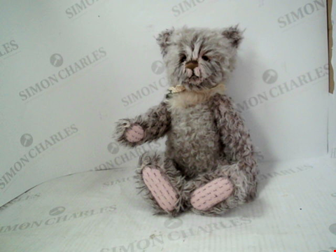Lot 1331 A CHARLIE BEARS CUDDLEY TOY