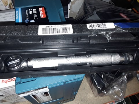 Lot 8975 DRAPER RATCHET TORQUE WRENCH