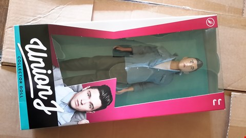 Lot 4014  BOXES OF 5 UNION J COLLECTOR DOLL