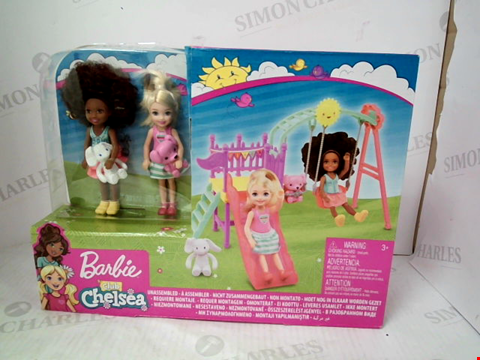 "Lot 3101 BARBIE ""CLUB CHELSEA"" SWINGSET"