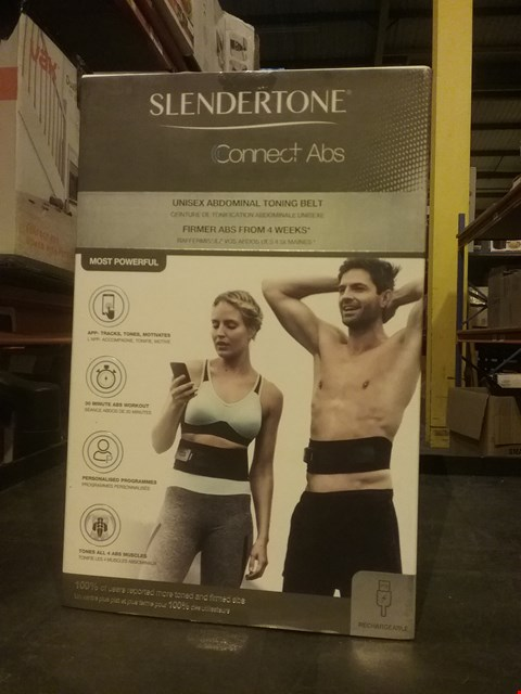 Lot 4020 SLENDERTONE CONNECT ABS
