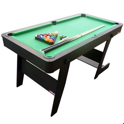 Lot 284 BOXED SFT POOL TABLE
