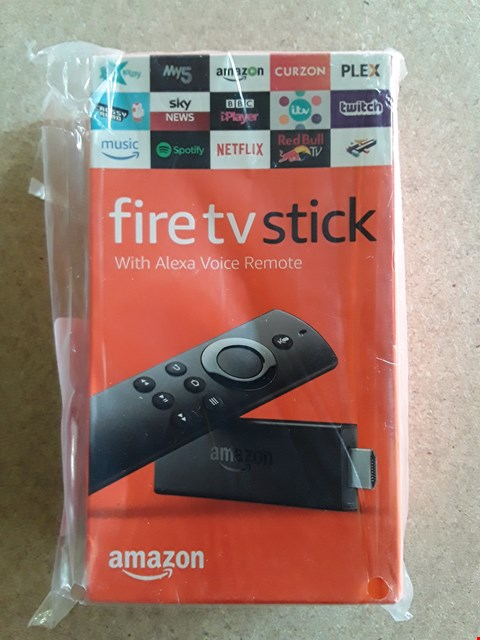 Lot 39 BOXED AMAZON FIRE TV STICK