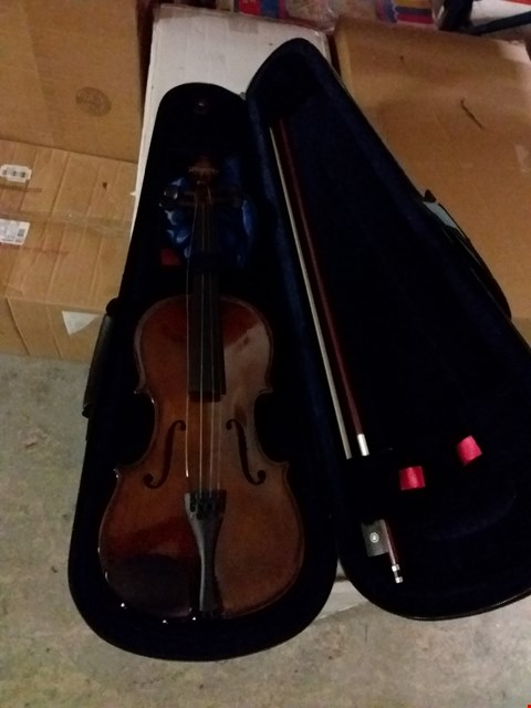 Lot 1342 FORENZA VIOLIN WITH CASE