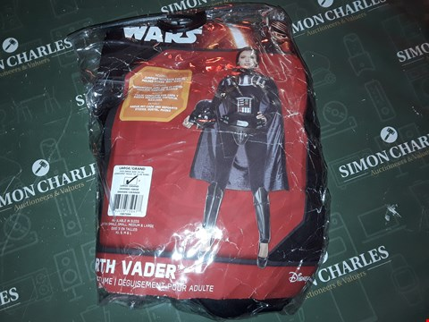Lot 12201 STAR WARS DARTH VADER COSTUME
