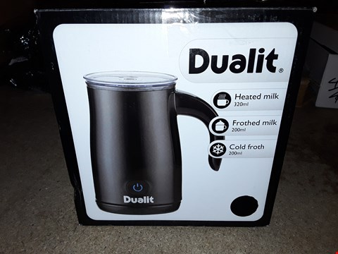 Lot 2521 DUALIT MILK FROTHER